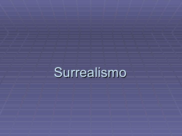 Surrealismo Pp