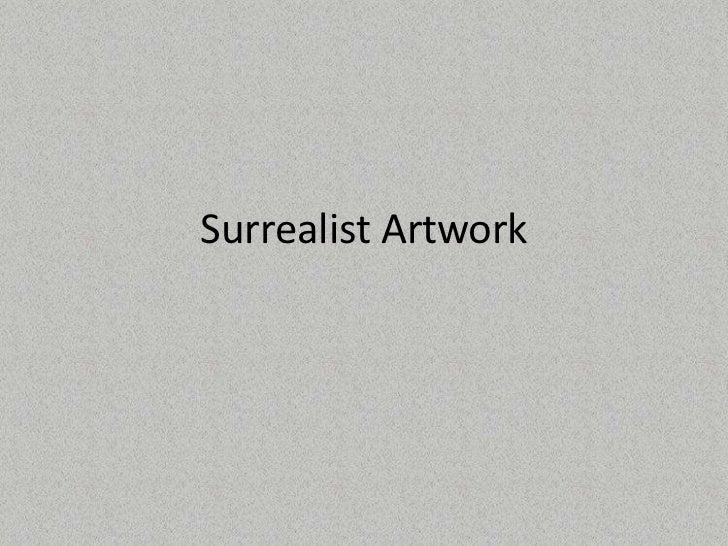 Surrealist Artwork