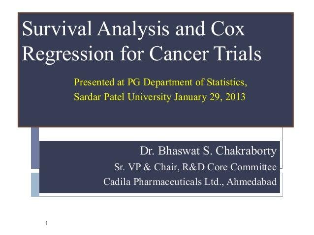 Part 2 Cox Regression