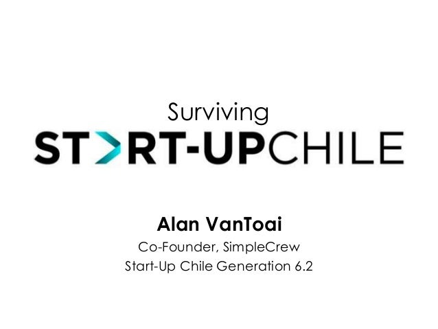 Surviving Start-Up Chile