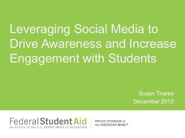 FSA Social Media Tools