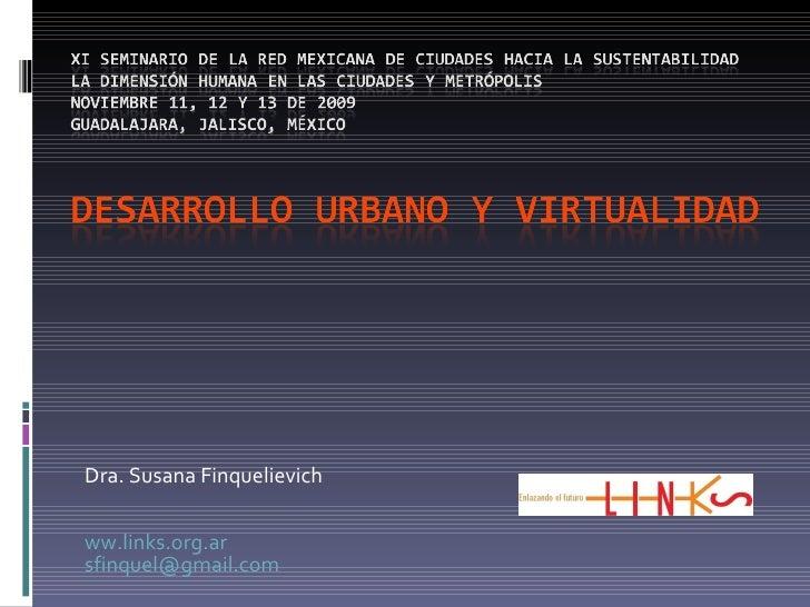 Susanafinquelievichguadalajaraciudad red-100116082858-phpapp02