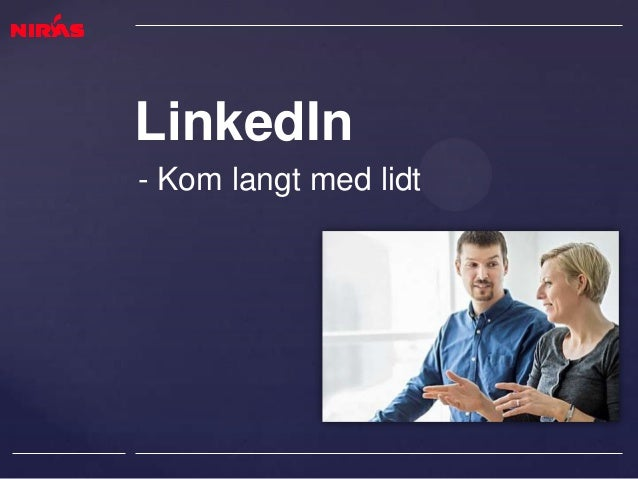 Styrk din rekruttering af specialister med sociale medier- Susanne Junge og Dea Buus Marcussen- Niras