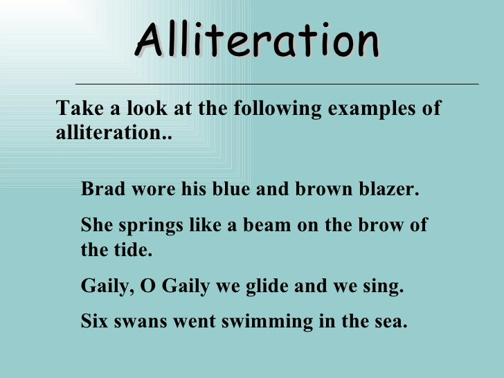 alliteration poem template - new examples of alliteration figure of speech example
