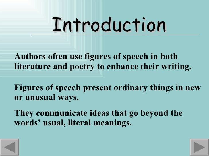 artist introduction speech