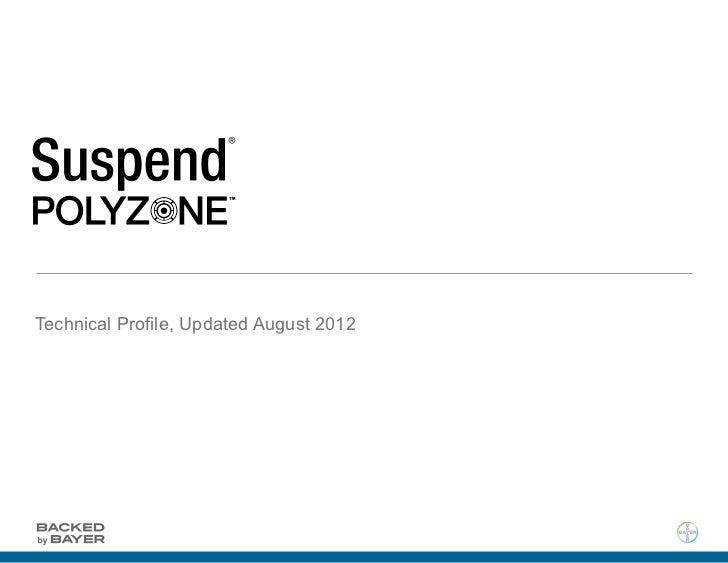 Suspend Polyzone Slideshare