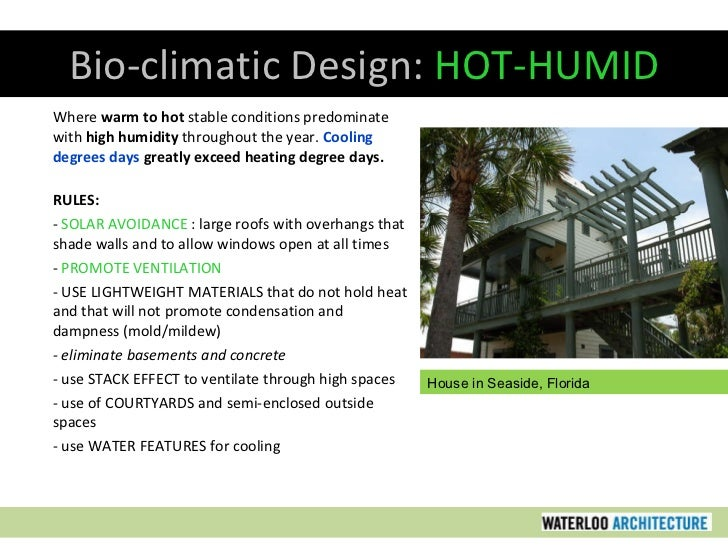 sustainable design part two climate related issues
