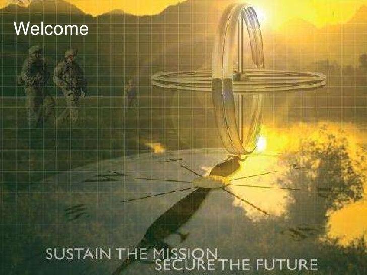 Army Sustainability