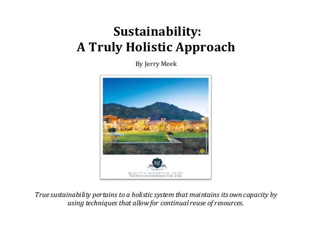 holistic csr approach for ihrm What ihrm should be about  by analysing csr practices in a holistic stakeholder perspective  an intellectual capital approach 15:20.
