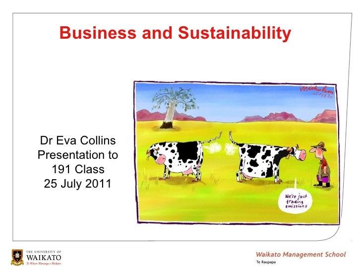 Sustainability eva collins 1919b2011b
