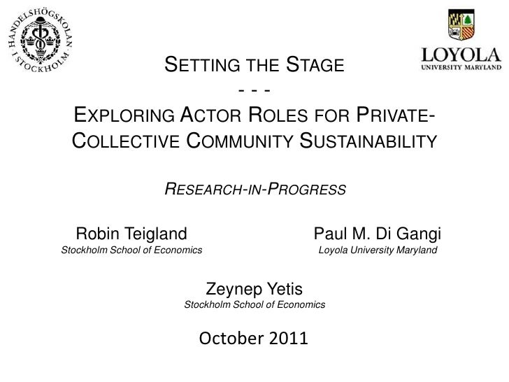Sustainability of the OpenSim Community: A Research Agenda