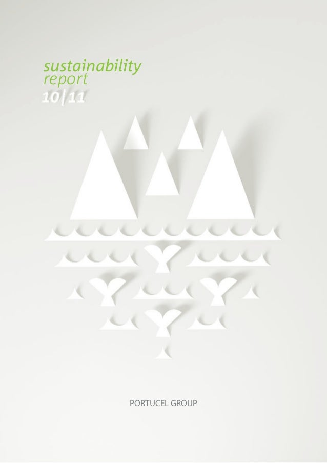 sustainabilityreport            PORTUCEL GROUP