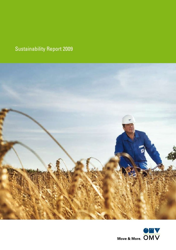 Sustainability Report - 2009