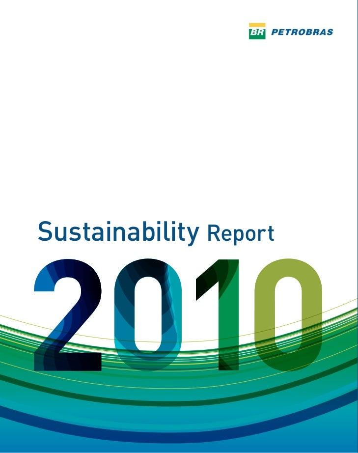 Sustainability report 2010