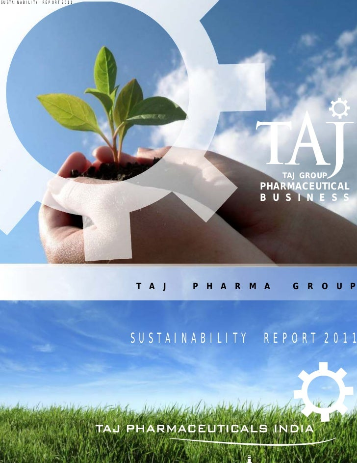 SUSTAINABILITY   REPORT 2011                                                     TAJ GROUP                                ...