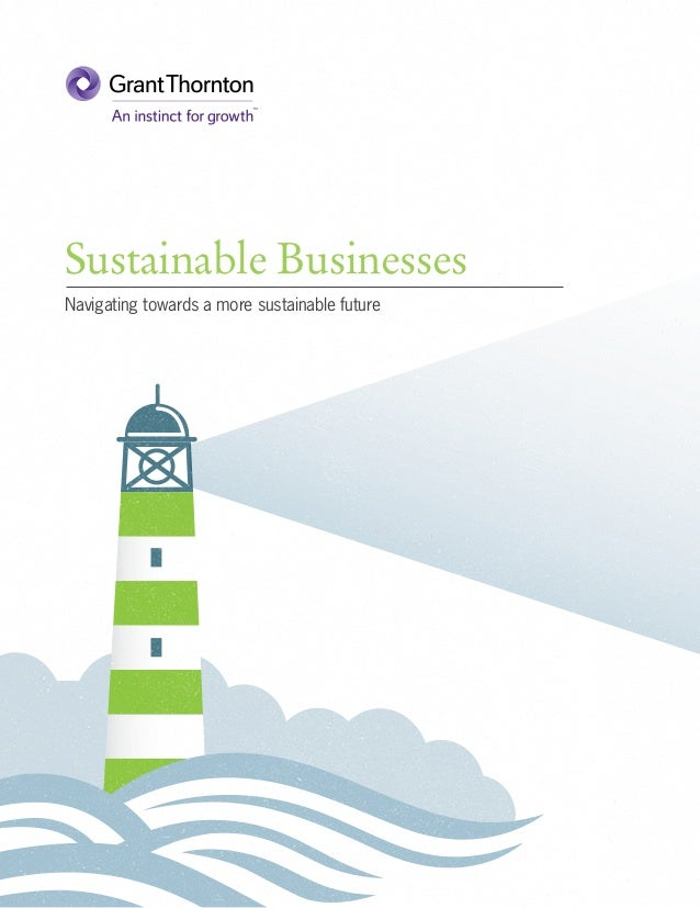 Sustainable BusinessesNavigating towards a more sustainable future