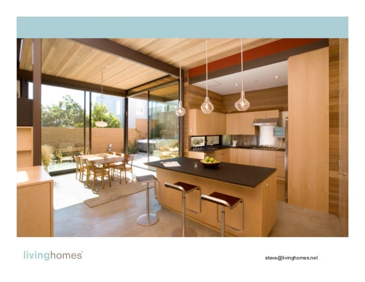 Beautiful and sustainable living homes steve glenn for Green living homes