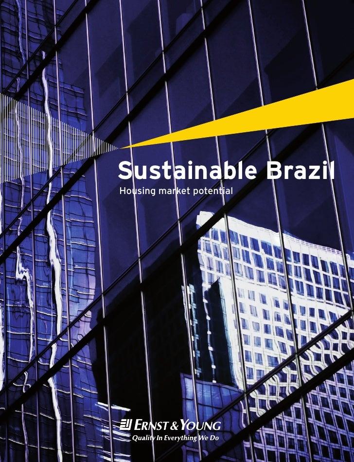 Brazil Housing Market Potential