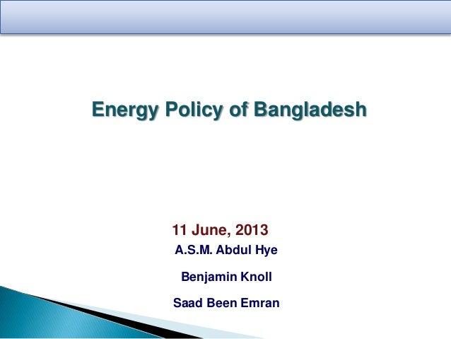 Sustainable Energy development bangladesh