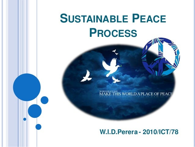curriculum on sustainable development and peace Conflict transformation through school: a curriculum for sustainable peace a curriculum for sustainable peace conflict transformation through school.