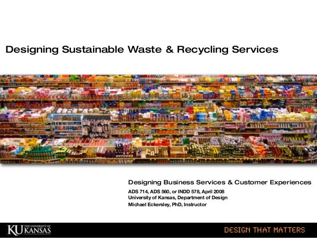 Sustainable Recycling Services