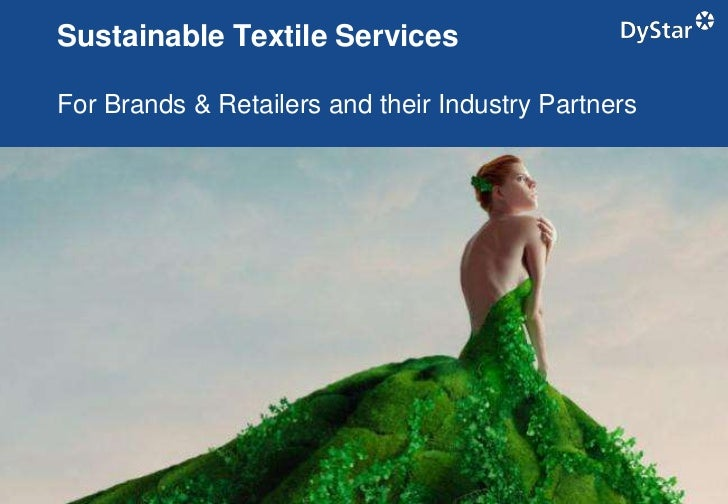 Sustainable Textile Services