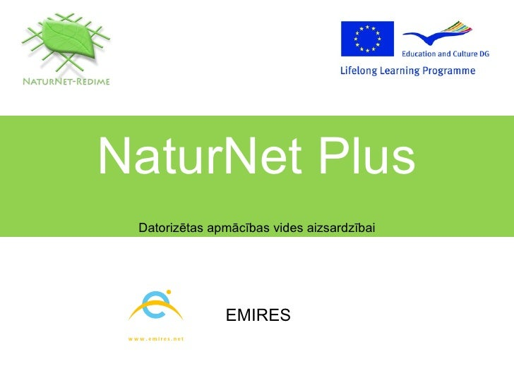 Sustainable tourism emires_lv