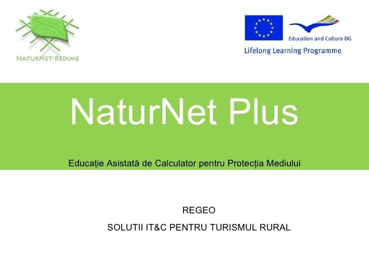 Sustainable tourism regeo_ro
