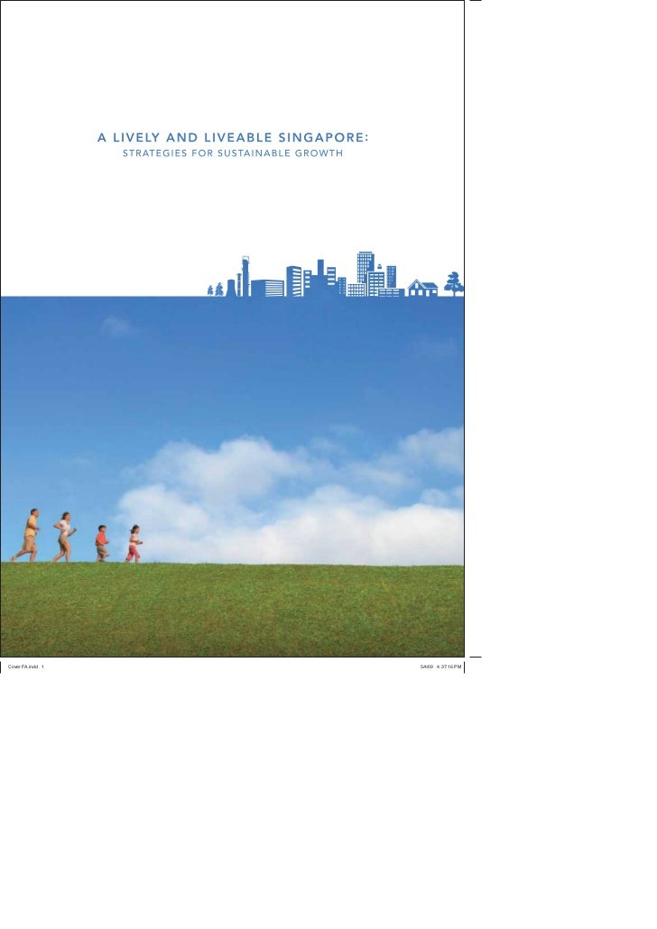 Sustainble Development Blueprint - Singapore