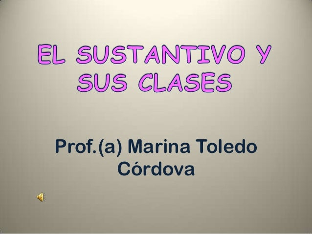 Prof.(a) Marina Toledo Córdova