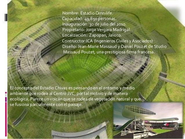 Estadio Omnilife Capacidad el Estadio Omnilife Cuenta Con
