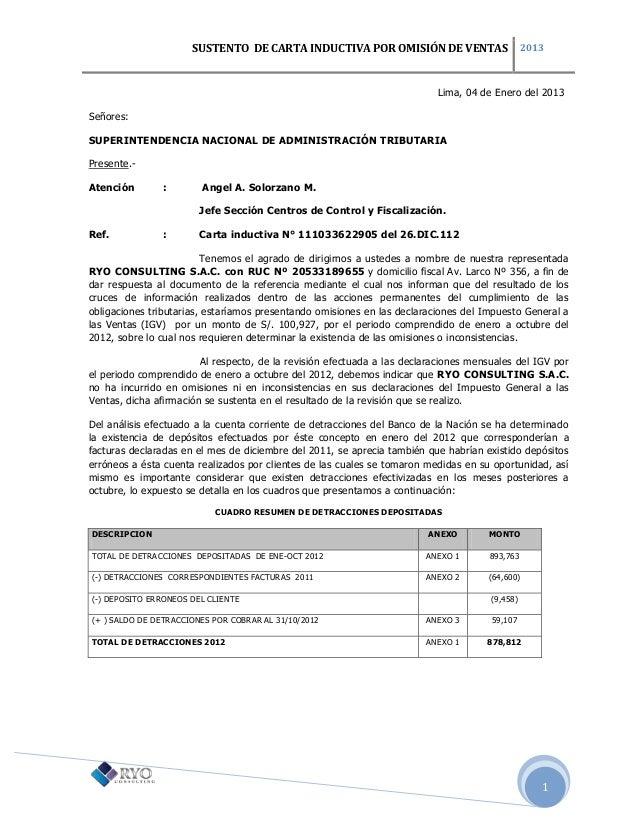 Modelo De Carta Poder Notarial