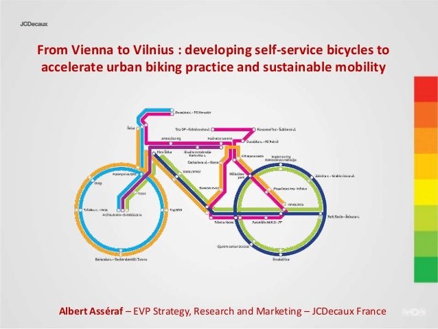 From Vienna to Vilnius : developing self-service bicycles toaccelerate urban biking practice and sustainable mobilityAlber...