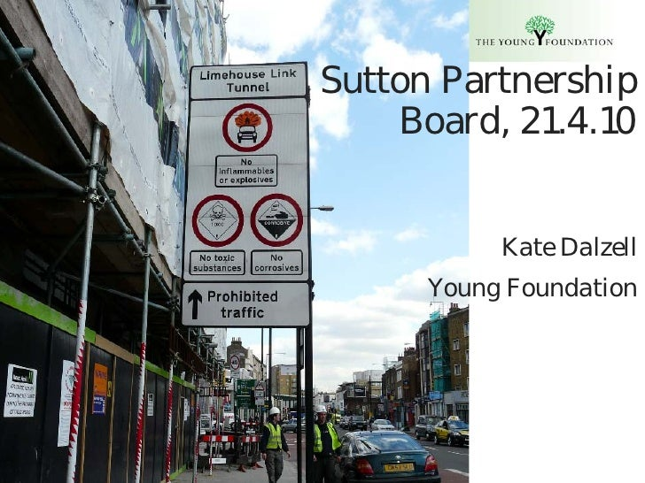 Sutton Partnership                                            Board, 21.4.10                                              ...
