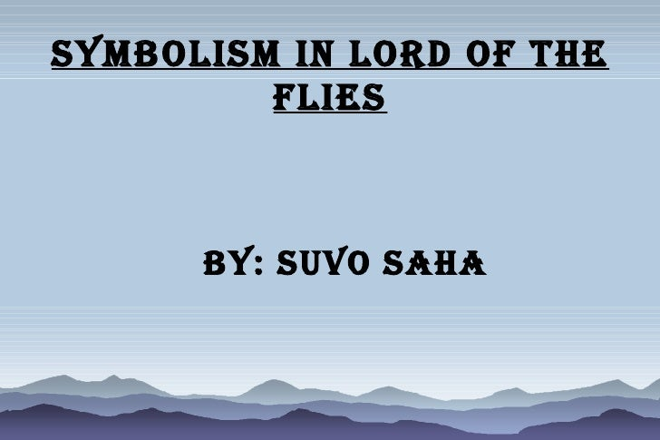thesis on symbolism in lord of the flies