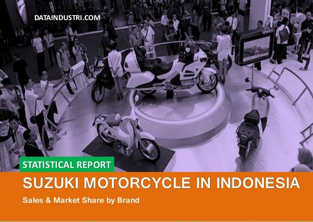 Suzuki Motorcycles in Indonesia