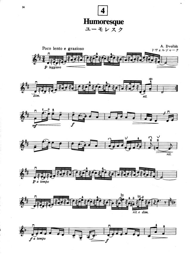 What Is The Suzuki Method Of Violin