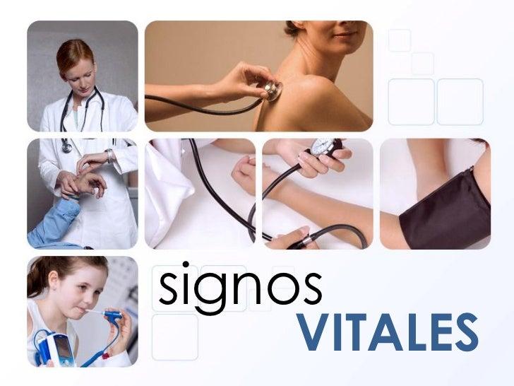 Signos Vitales - Presión Arterial