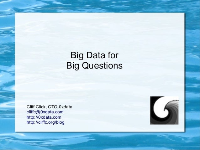 Sv big datascience_cliffclick_5_2_2013