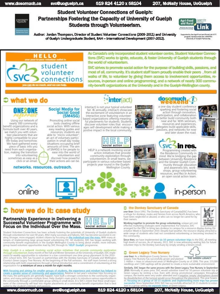 Academia Display Poster for SVC