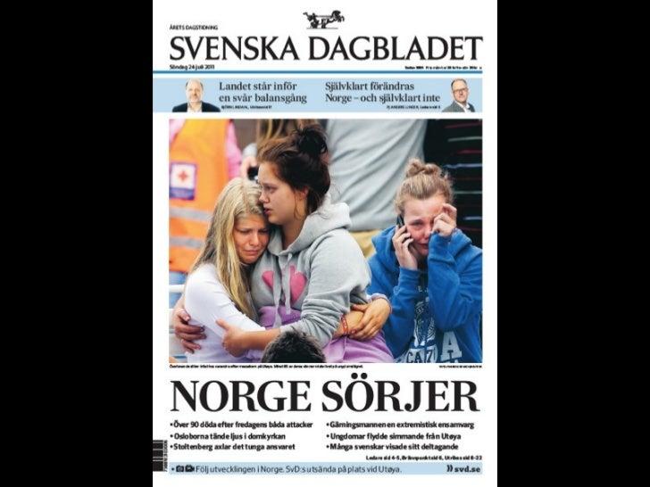 SND33 2012 Best in Show: Svenska Dagbladet