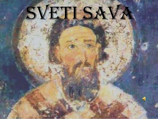 Sveti Sava prezentacija