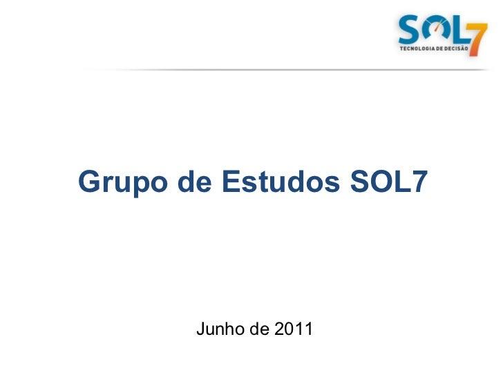Svn como usar grupo de estudos SOL7