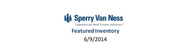 #CRE National Sales Call Featured Properties 6-9