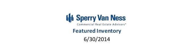 #CRE National Sales Call Featured Properties 6-30