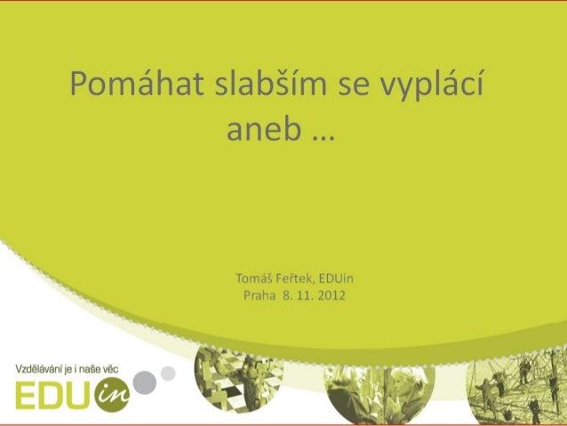 Svoboda nazivo 2012 - Tomáš Feřtek