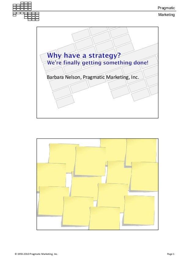 Pragmatic                                                                       Marketing                           Barbar...