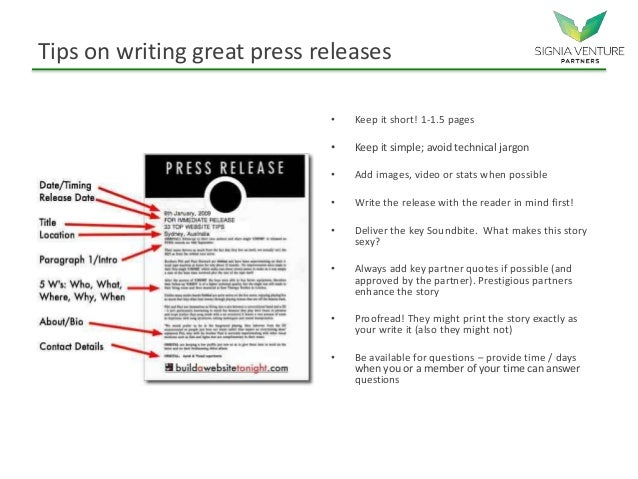 How can I find the best company to write my Press Releases?