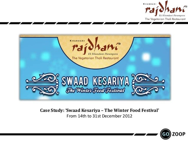 Swaad kesariya   the winter food festival