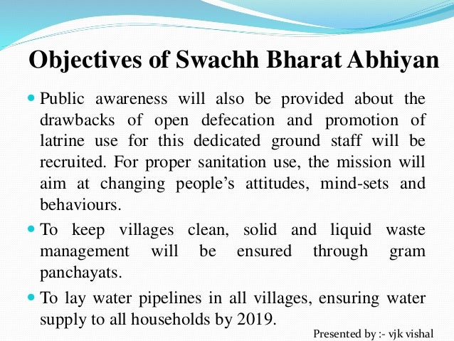 Swachh Bharat Abhiyan, Clean India Campaign 2018- Information, Essay, Speech, Paragraph, Article